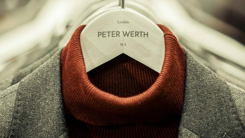 Peter Werth for House of Fraser